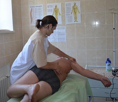 Особенности массажа при нарушении осанки